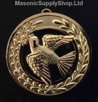 Grand Deacons  Collar Jewel  Dove