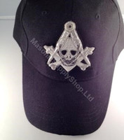Deluxe Mortality Masonic Baseball Hat