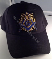 Deluxe Masonic Baseball Hat-2