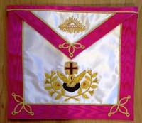 Scottish Rite 18th Degree Apron  Rose croix  -4