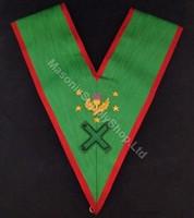 Scottish Rite 9th Degree Collar