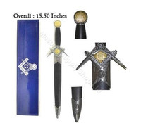 Ceremonial Masonic Dagger 1