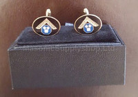 Past Master  Cufflinks - 47th Problem