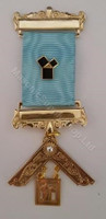 Past Master Breast Jewel  47TH
