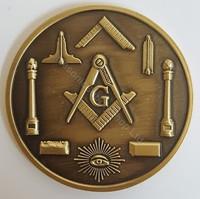 Masonic Presentation Coin-2