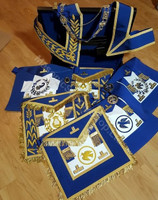 Grand Lodge  Officers Regalia Sets