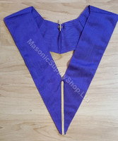 Royal Arch Officer Collar   Royal Blue