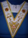 Scottish Rite 31st Degree Collar
