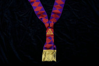 ROYAL ARCH OFFICER SASH    (PRINIPALS 0R HP)    SASH-RA-PR