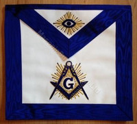 Master Masons Apron with All Seeing Eye-2
