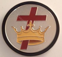 Car Decal  Knight Templar