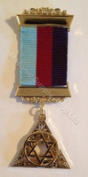 RA Grand Past Superintendant  Breast Jewel