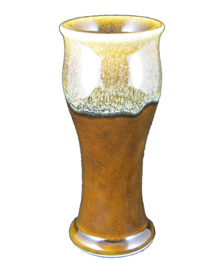 Crafted Cup's Pilsner or Weizen vase: Front view