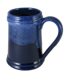 Crafted Cup's Traditional blue and white 24oz stein