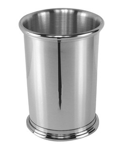 Tennessee pewter mint Julep cup, 12oz, thumbnail