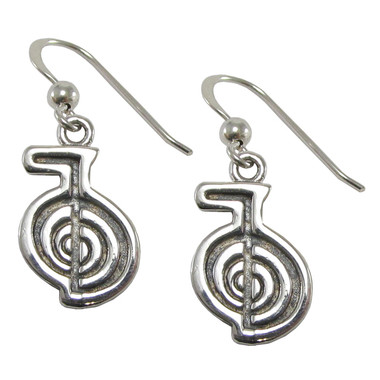 sterling rememberance symbol love handmade zeige earstud prince earrings silver