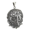 Tree of Life Pendant - Sterling Silver Celtic Knot Jewelry Yggdrasil Jewelry
