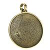 Bronze Talisman For Success in Business Key of Solomon Pentacle Pendant Amulet Jewelry