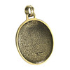 Bronze Talisman to Secure Help of Good Spirits Key of Solomon Amulet Jewelry