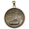 Bronze Sigil of Archangel Thavael Enochian Talisman Amulet Angel Jewelry