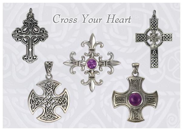 Celtic Cross Jewelry