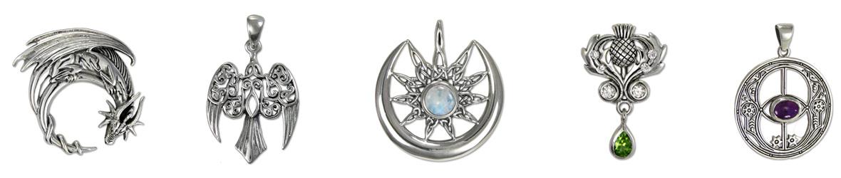 Mystical and Mythological Jewelry