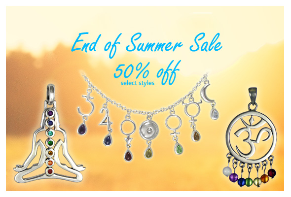 Summer sale!  Get 50% off select styles