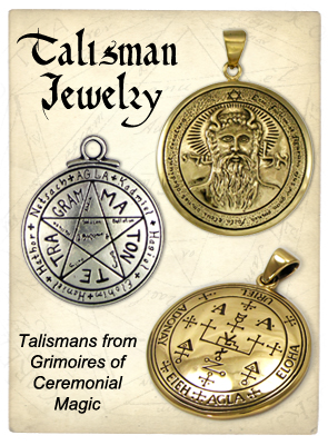 Talisman and Amulet Jewelry