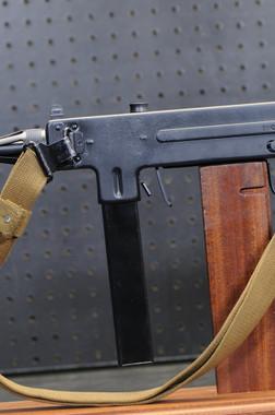 Madsen M-50, M-50, M/50, Madsen submachine gun, Madsen 9mm, Madsen, Madsen Machinegun