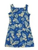 Short Tank Hawaiian Dresses
