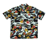 Zero Hunters Men's Hawaiian Shirt