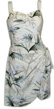 Hawaii Loa Hawaiian Sarong Dress
