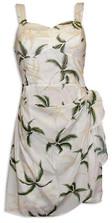 Hurricane Hawaiian Sarong Dress