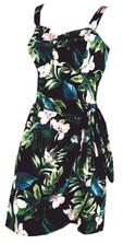 Hawaiian Ginger Sarong Dress