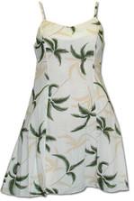 Hurricane Hawaiian Spagetti Strap Dress