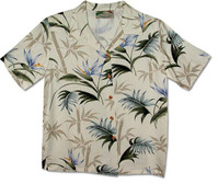 Hawaii Loa Womens Hawaiian Camp Shirt