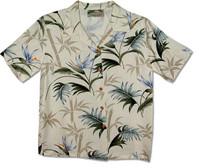 Hawaii Loa Womens Hawaiian Camp Shirt