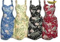 Melia Hawaiian Sarong Dress