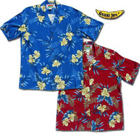 Ali'i Men's Hawaiian Shirts