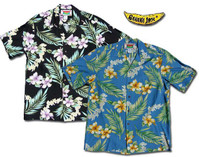 O'Lei Hibiscus Men's Hawaiian Shirts