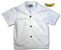Boys Beach Wedding Hawaiian Shirt