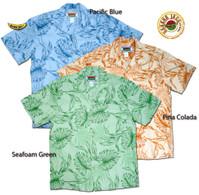 Kona Men's Hawaiian Shirts