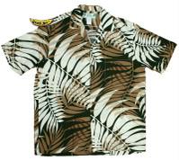 Hale Koa Men's Rayon Aloha Shirt