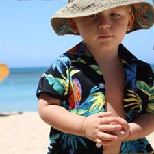 kids hawaiian shirts
