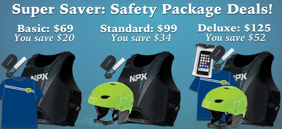 Kiteboarding Safety Package Deals