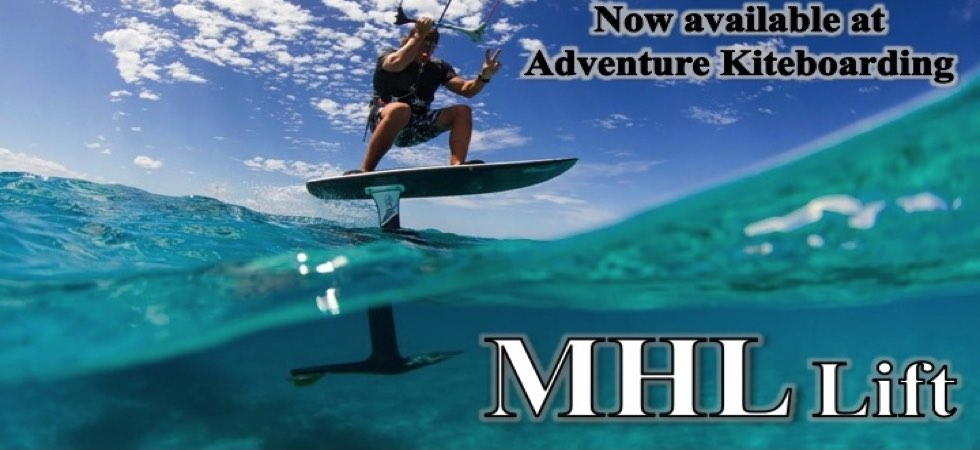 MHL Lift Hydrofoil @ Adventure Kiteboarding