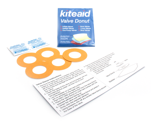 KiteAid Valve Donut valve repair kit set of 5