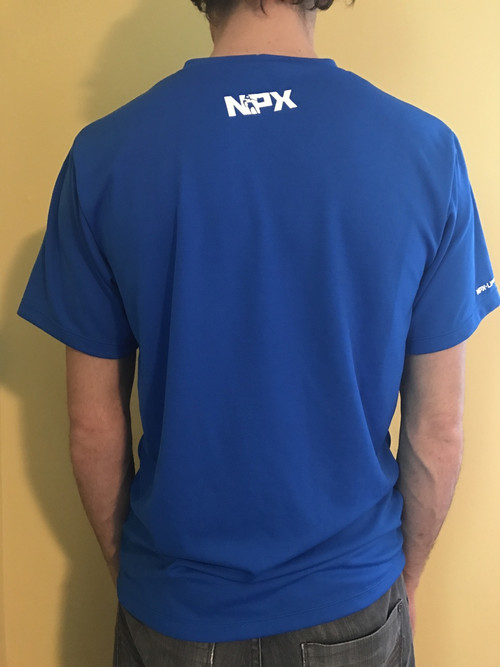 NPX Super kiteboarding hydrotex water shirt.