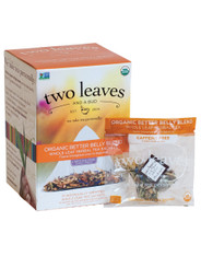 Two Leaves and a Bud - Organic Better Belly Blend Tea