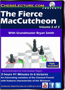 The Fierce MacCutcheon V1 Front